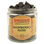 Raspberry Rose Wild Berry Incense Cones
