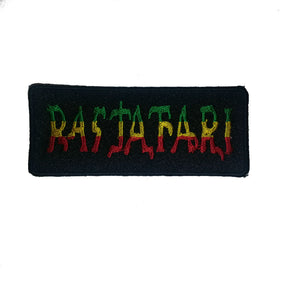 Rastafari Patch