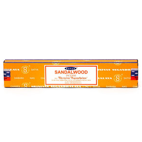 Sandalwood Satya Sai Baba 15g Incense Sticks