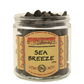 Sea Breeze Wild Berry Incense Cones