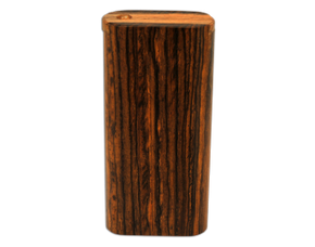 Slide Top Cocobolo Dugout - Large