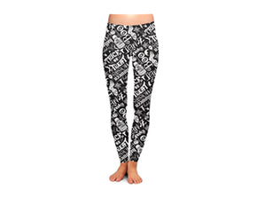 Spellbound Women's Halloween Leggings