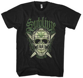 Sublime LBC Skull T-Shirt