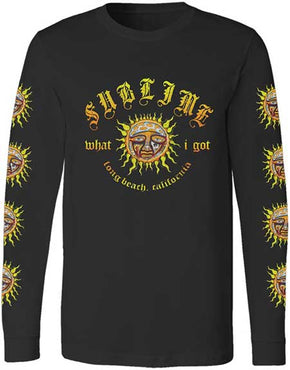 Sublime Long Beach What I Got Long Sleeve T-Shirt