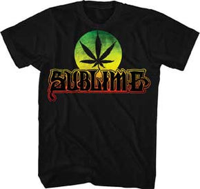 Sublime Rasta Leaf T-Shirt