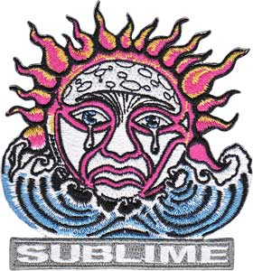 Stickers, Patches, & More! \ Patches \ Sublime