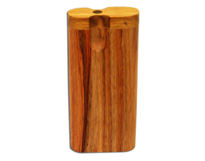 Swivel Top Mahogany Dugout - Large