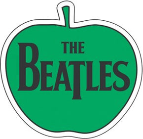 The Beatles Green Apple Logo Patch
