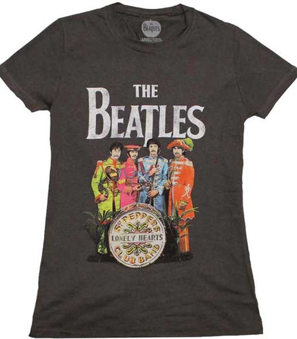 Women's T-Shirts \ The Beatles
