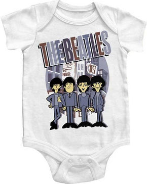 The Beatles The City Onesie