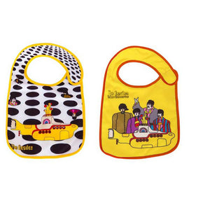 The Beatles Yellow Submarine Bibs - 2 Pack