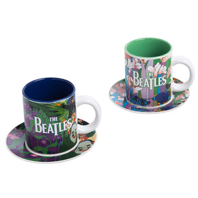 The Beatles Yellow Submarine Coffee Cup 2 Piece Set