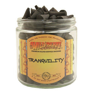 Tranquility Wild Berry Incense Cones