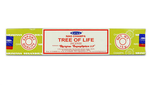 Tree of Life Satya Sai Baba 15g Incense Sticks