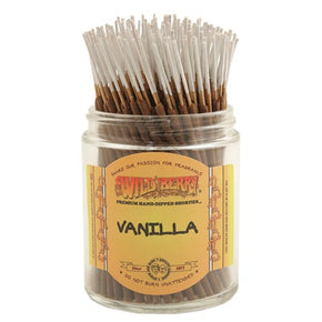 Vanilla Wild Berry Mini Incense Sticks