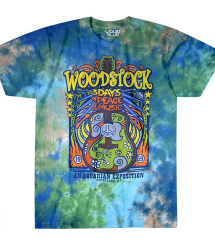 T-Shirts \ Woodstock
