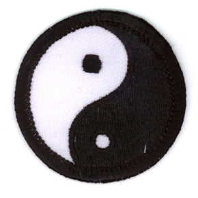 Yin Yang Mini Patch