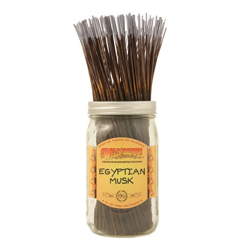 Egyptian Musk Wild Berry Incense Sticks