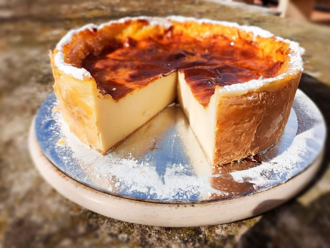 Flan Pâtissier (whole)
