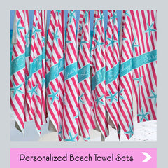 beach towel sets