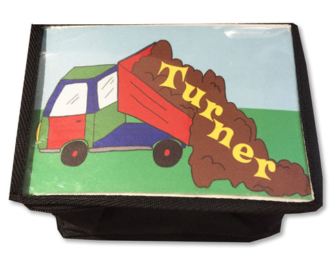 Lunch Box for Boys Insulated Lunch Box with Dumptruck