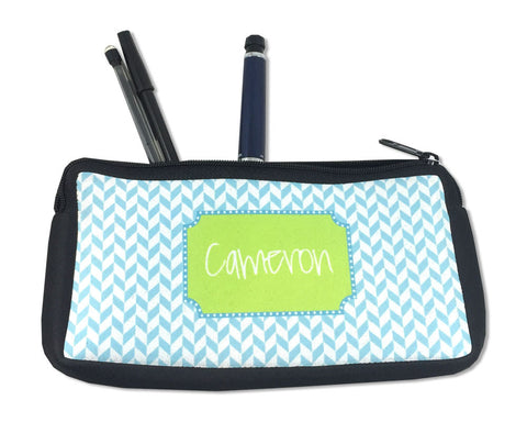 Pencil Case with Name Personalized