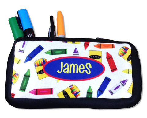 Pencil Bag Personalized Kids Pencil Case