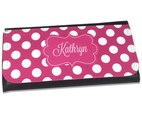 Ladies Wallet Personalized with Name