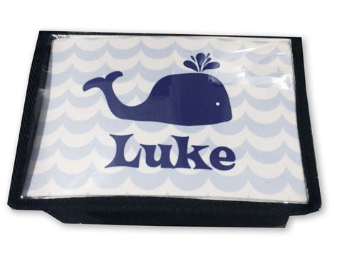 Lunch Box for Boys Insulated Lunch Box with Whale