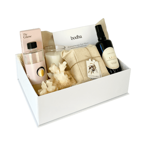 Woman Gift Box Birthday Switzerland little Present from Heart