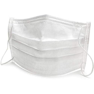 Disposable Medical Surgical Face Mask White Color