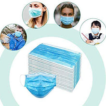 Load image into Gallery viewer, Disposable Medical Surgical Face Mask White Color