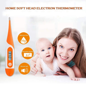 Digital Thermometer, Rèctál and Oral Thermometer for Adults and Babies