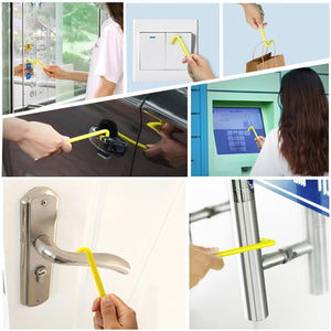Anti-Epidemic Artifact Protection Elevator Door Open Button Drawer Handle Assistant