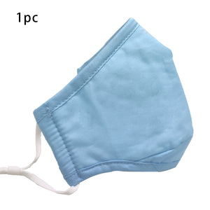 N95 N99 Cotton Face Mask with replaceable PM2.5 Activated Carbon Mask