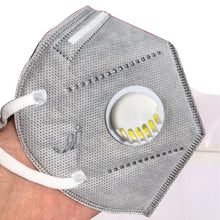 Load image into Gallery viewer, 1pcs N95  Face Mask Flu Medical Surgical Bacteria Filter Valve Anti Dust PM2.5