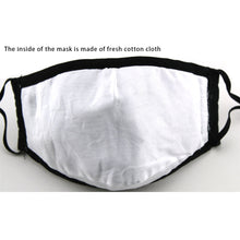 Load image into Gallery viewer, N95 N99 Cotton Face Mask with replaceable PM2.5 Activated Carbon Mask