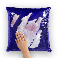 Load image into Gallery viewer, 64 Sequin Cushion Cover