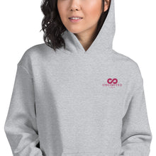 Load image into Gallery viewer, Hoodie - Unlimited Pink