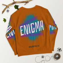 Load image into Gallery viewer, Unisex Sweatshirt - Enigma- Brown