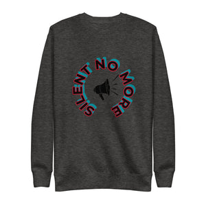 Fleece Pullover - SILENT NO MORE
