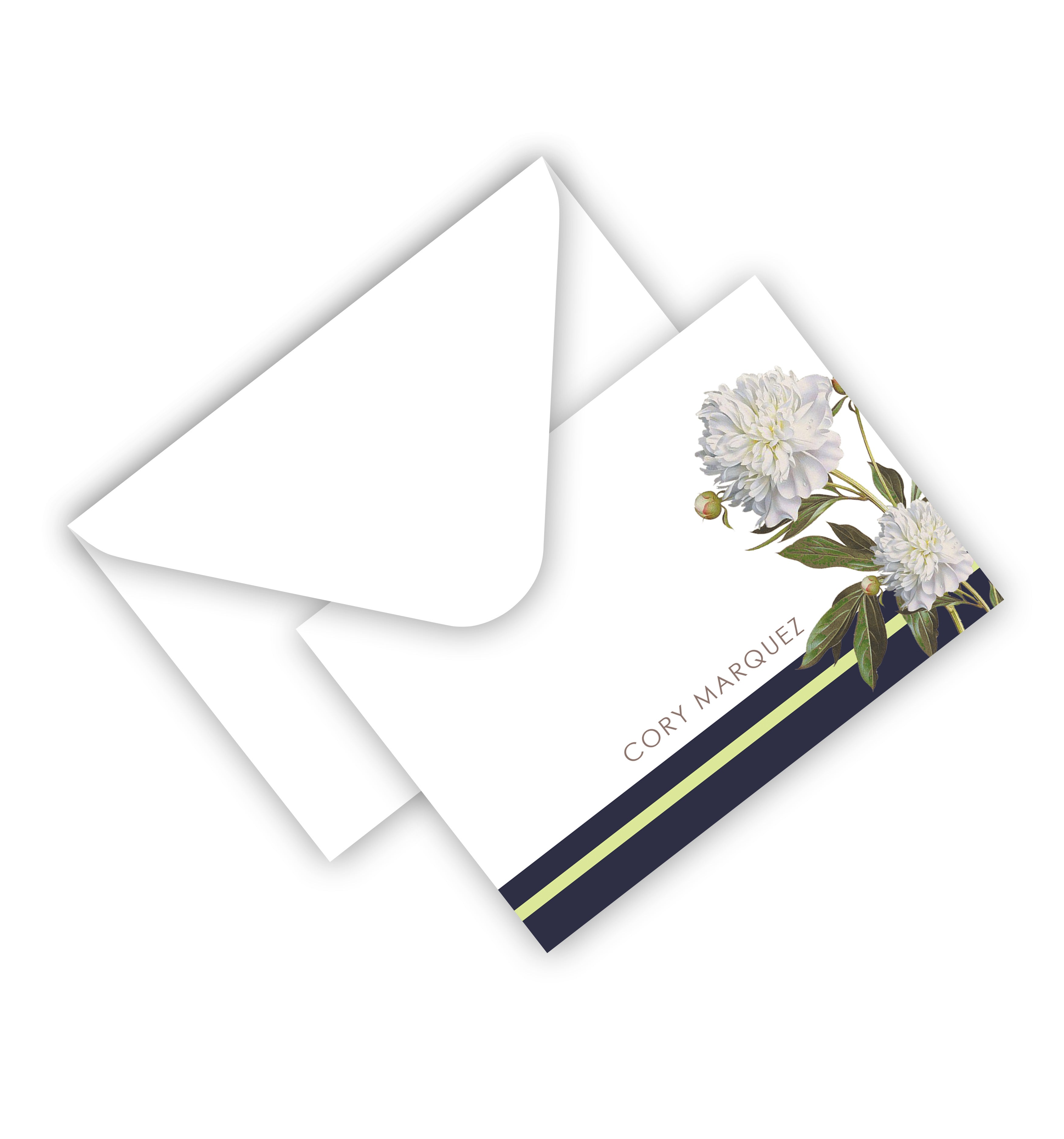Flat Card With Envelope 03
