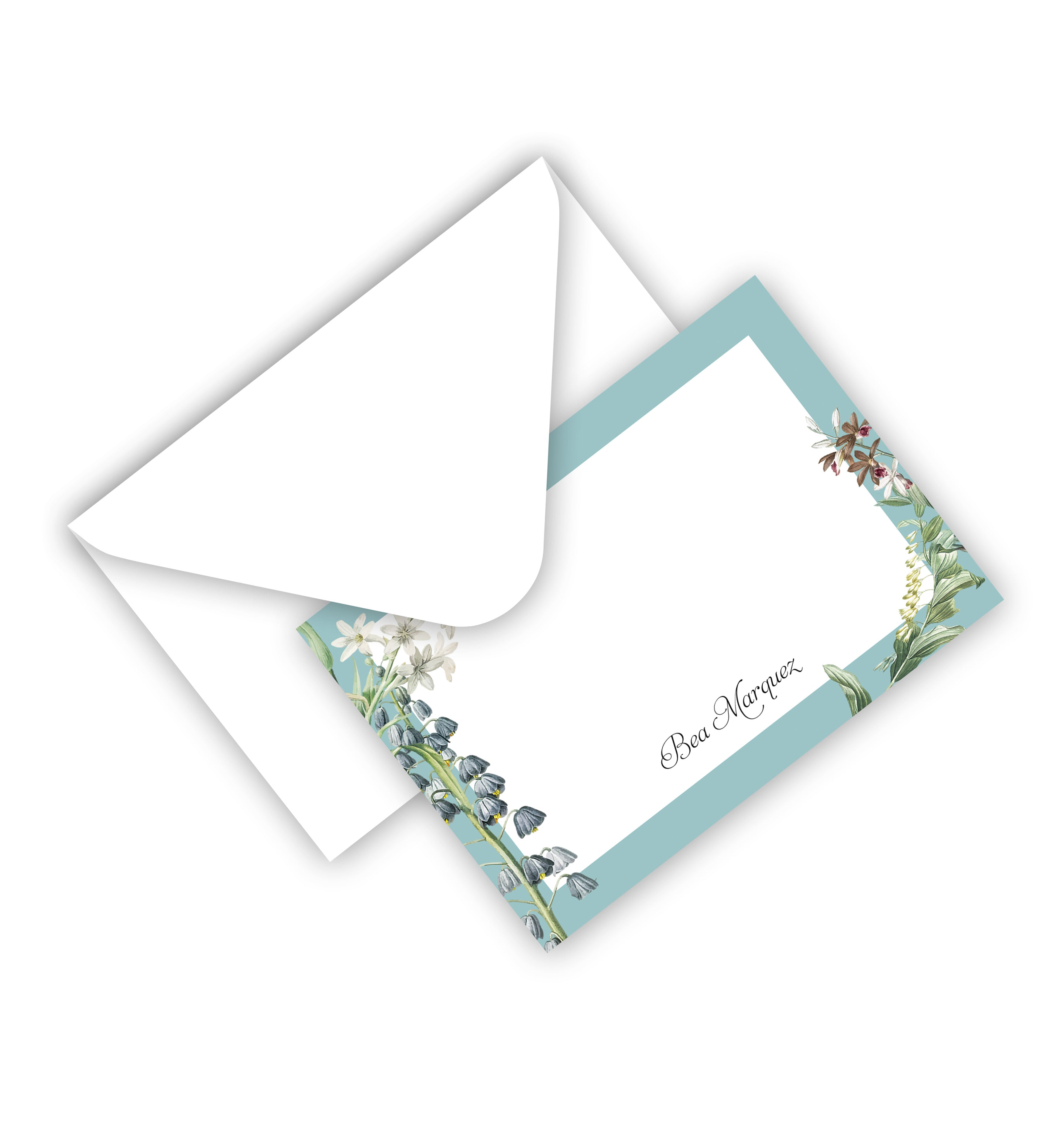 Flat Card With Envelope 131