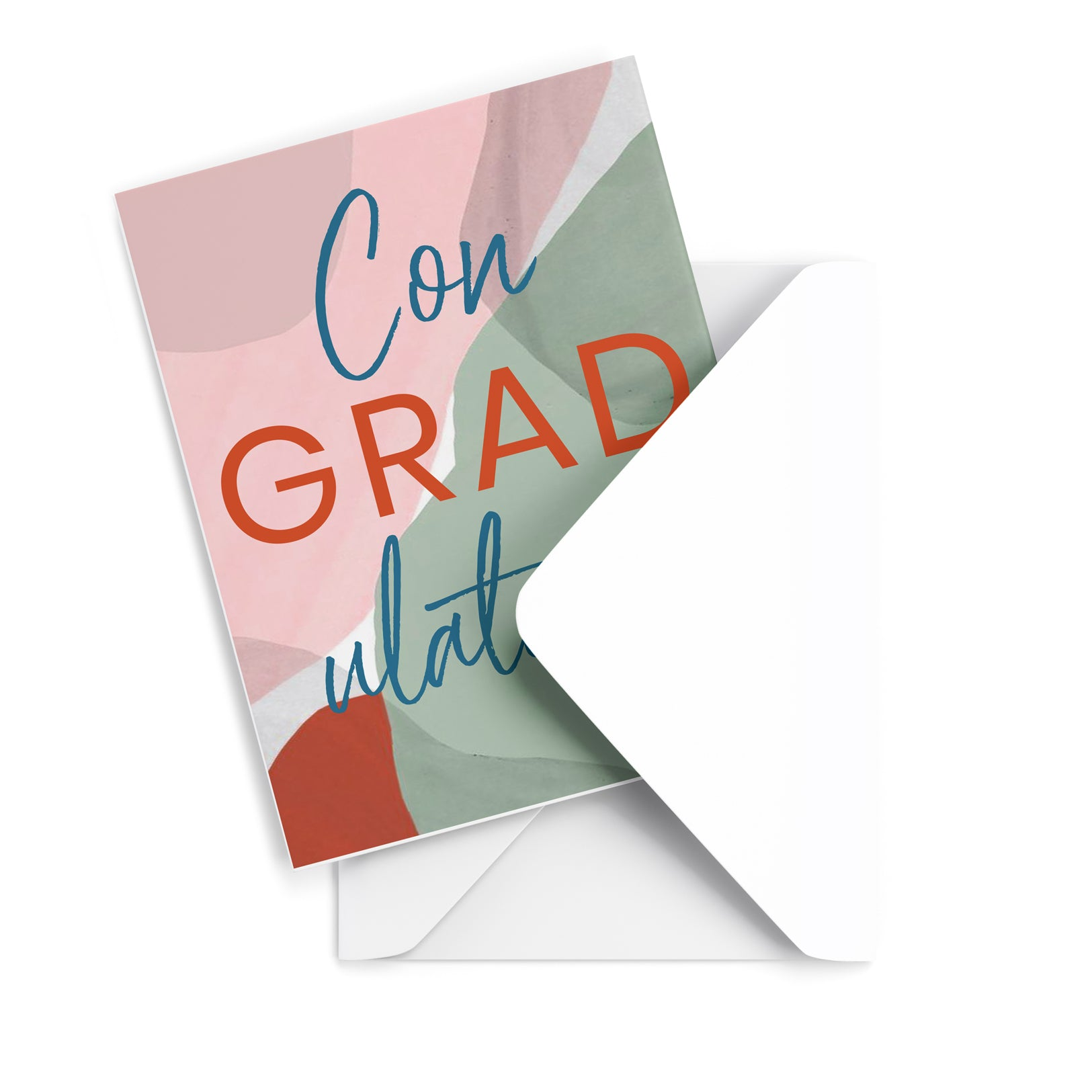 Congradulations Greeting Card