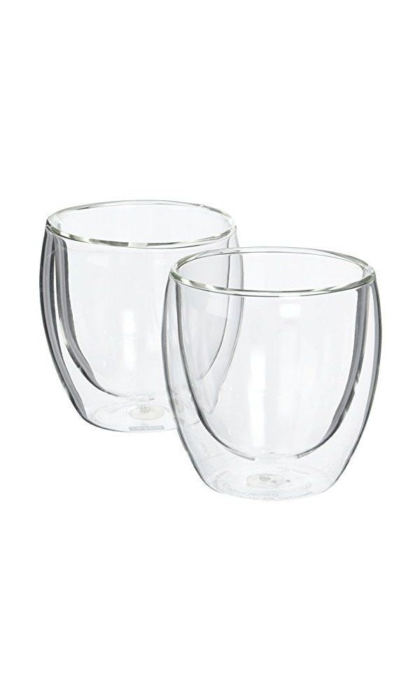 Clear Double Walled Glass
