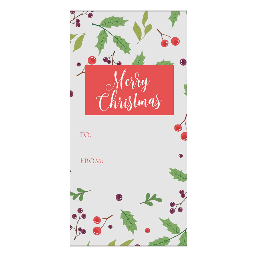 Christmas Money Envelope 12