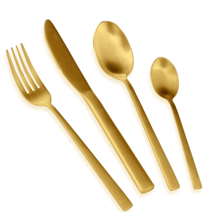 Matte Utensil Sets