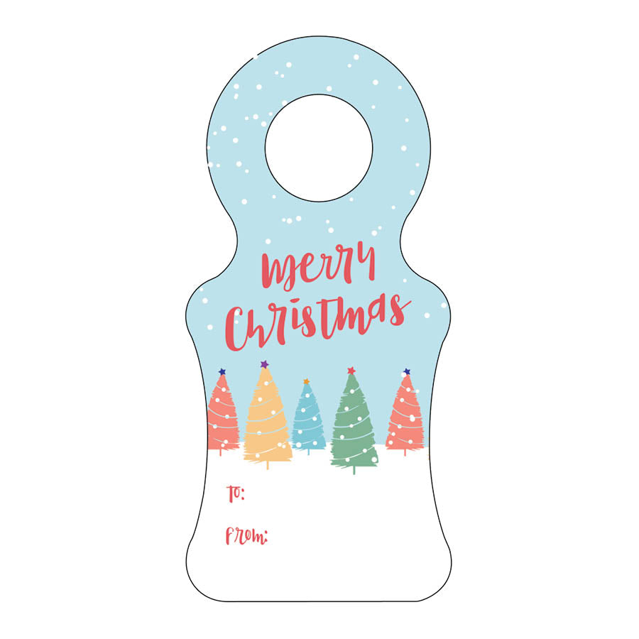 Christmas Wine Tag 10