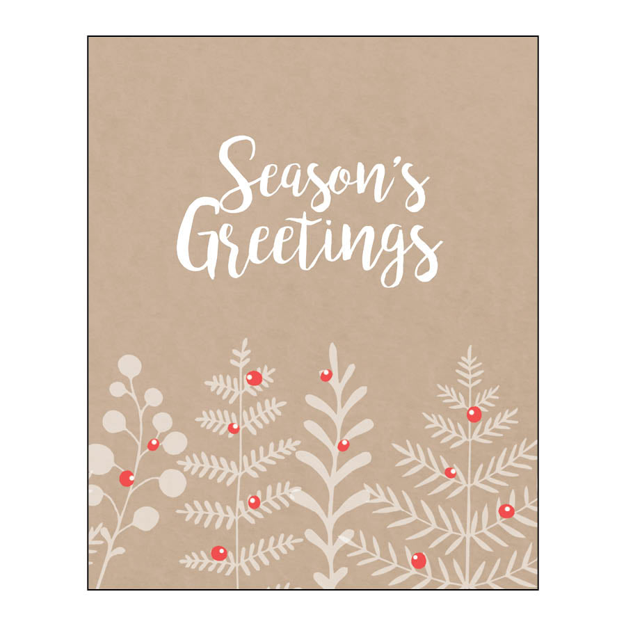 Christmas Greeting Card 17