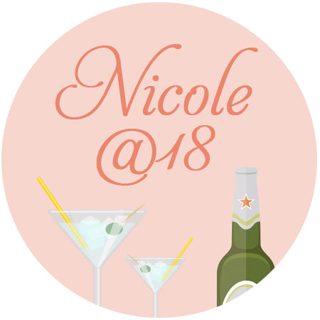 Nicole Debut Invitation